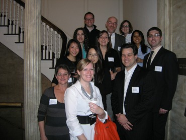 Lubin House Alumni Reception