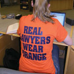 Real Lawyers Wear Orange